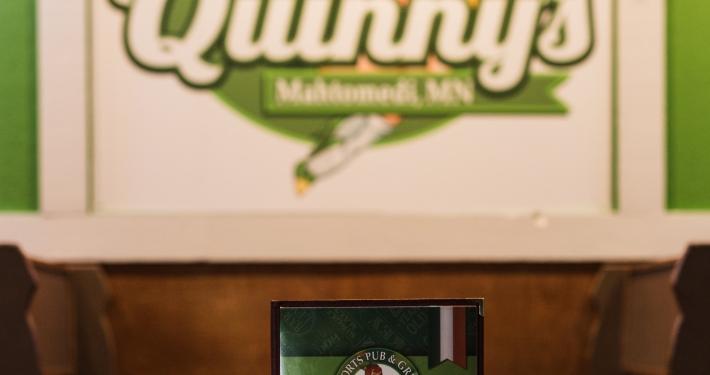 Quinny's Sports Pub & Grill
