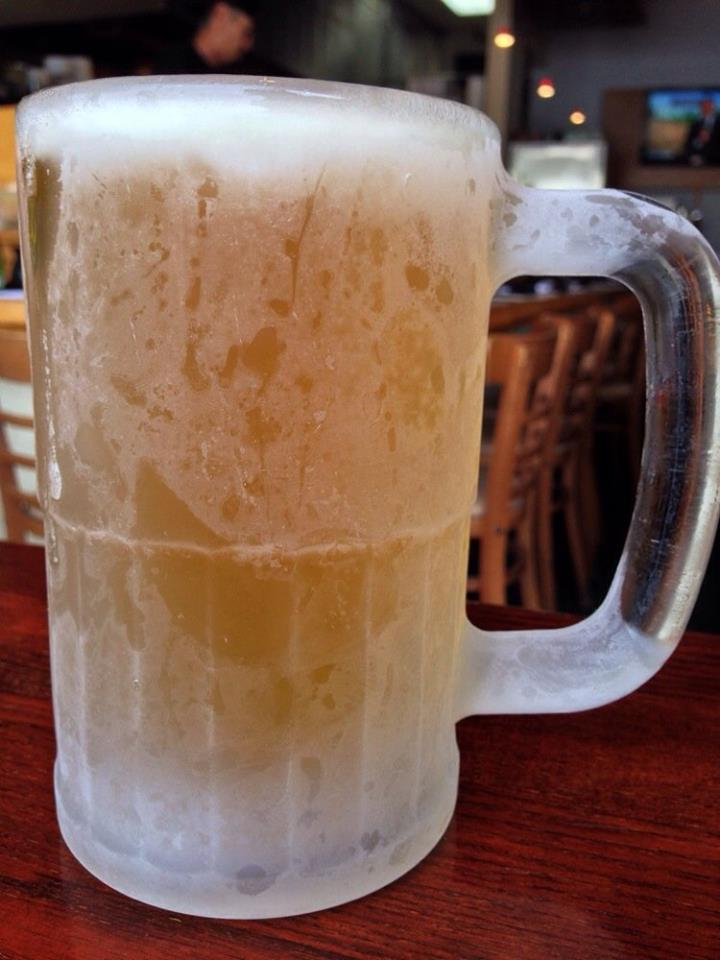 Quinny's Sports Pub and Grill - Have a cold one!